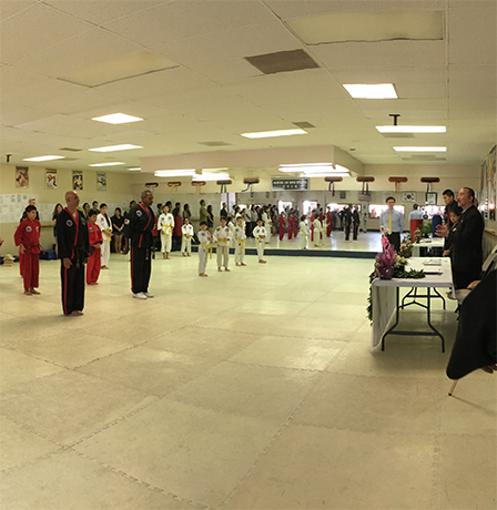 International Black Belt Testing